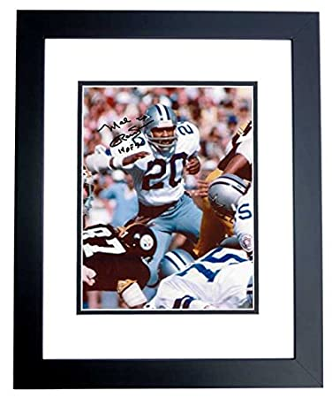 Mel Renfro Signed - Autographed Dallas Cowboys 8x10 inch Photo with Hall of  Fame Inscription - e7b7115d1
