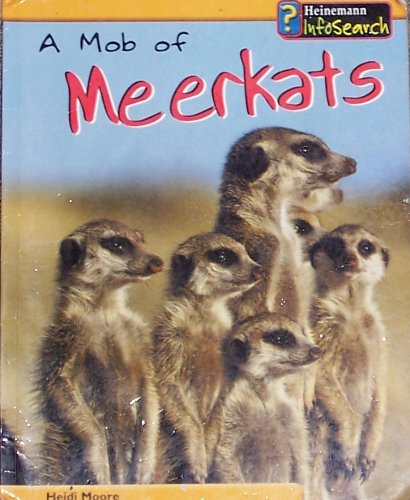Download A Mob of Meerkats (Animal Groups) pdf epub