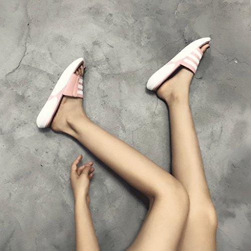 6 Deportivas 0 Femenina de Verano de Zapatos Tama Zapatillas de o Moda Sandalias Desgaste R7C7dwq