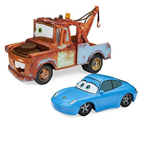 Disney Mater & Sally Pull 'N' Race Die Cast Set - Cars