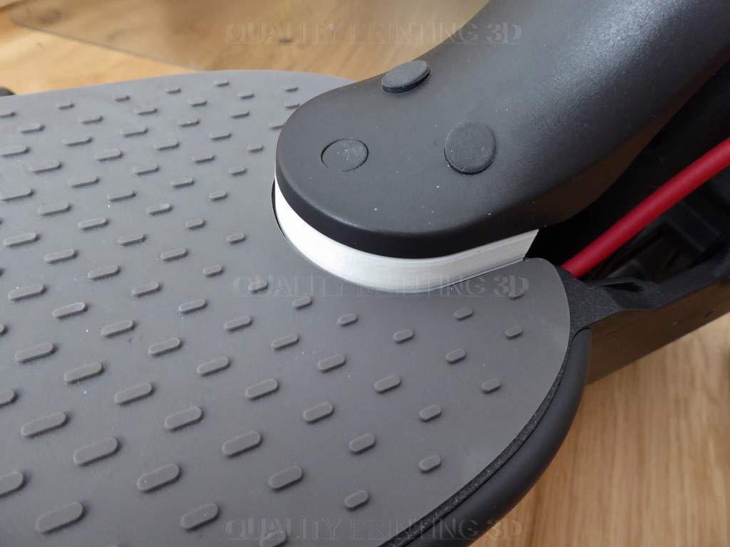 3D-Reifen f/ür Xiaomi Mijia M365 M187 Upgrade Scooter auf 25,4 cm Distanzrad