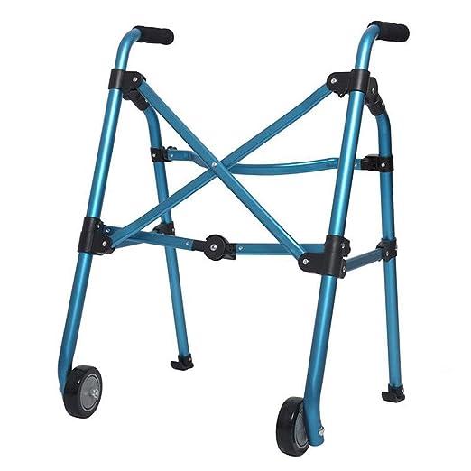 ZYDSD Andador Desplegado de Ancianos Ancianos discapacitados Andar ...