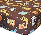 ZuZu & Friends Crib Fitted Sheet - different from sheet in set