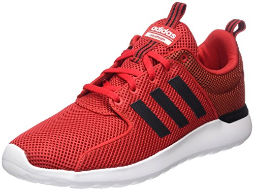 Racer Homme Black Rouge Scarlet Running Core Chaussures Ftwr White Black White Scarlet adidas CF Ftwr Lite Core de EqOFCY