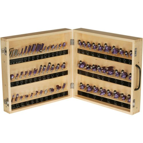 UPC 690550155420, Grizzly H5542 President's Special Super Set, 66-Piece