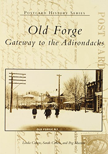 Old Forge: Gateway to the Adirondacks   (NY)  (Postcard History Series) ()