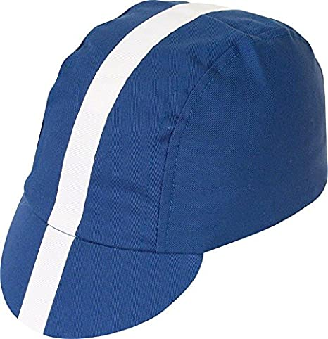 Image Unavailable. Image not available for. Color  Pace Sportswear Classic  Cycling Cap  Royal Blue with White TapeXL 7467a29e5