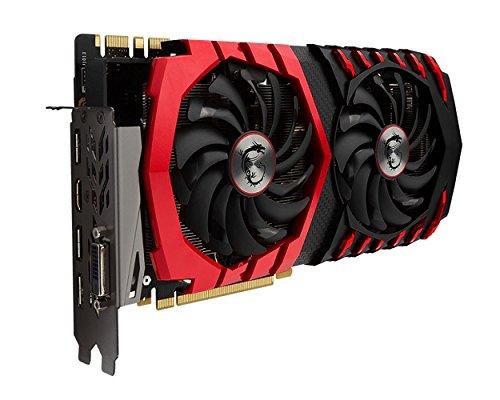 Build My PC, PC Builder, MSI GTX 1080 GAMING X 8G