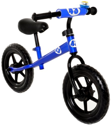 Vilano No Pedal Push Balance Bicycle for Children, - Childrens Pedal
