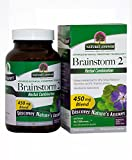 Cheap Nature's Answer Brainstorm 2 Vegetarian Capsules, 90-Count