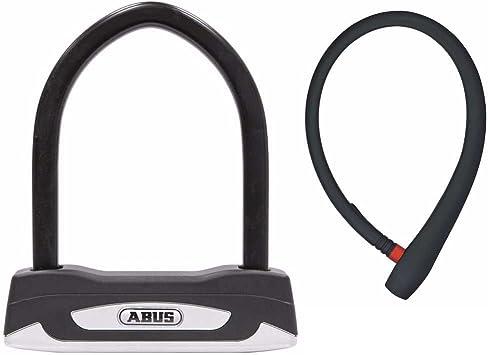 Abus Granit X-Plus 54 - Candado de seguridad para bicicleta (65 cm ...