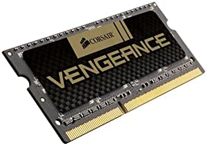 Corsair Vengeance 8GB (1x8GB) DDR3 1600 MHz (PC3 12800) Laptop Memory- 1.5V