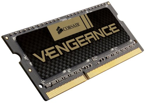 Corsair Vengeance 8GB (1x8GB) DDR3 1600 MHz (PC3 12800) Laptop Memory- 1.5V by Corsair