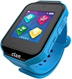 Clan - Smartwatch, color azul (Cefa Tronic 109)