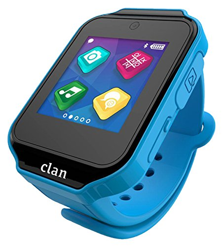 Clan – Smartwatch, color azul (Cefa Tronic 109)