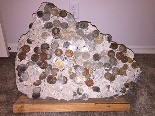 FRONTIER HOTEL CONCRETE FOUNDATION CASINO TOKENS SLAB LAS VEGAS SLOT POKER CHIPS from Inscriptagraphs