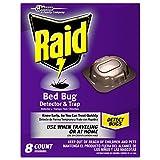Raid Bed Bug Detector & Trap, 8 CT (Pack - 1)