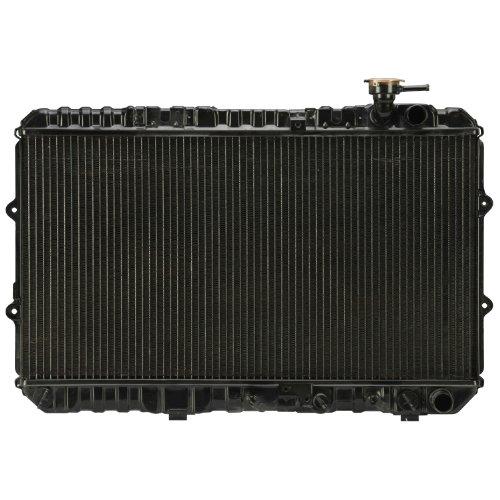 UPC 671607719543, Spectra Premium CU930 Complete Radiator for Honda Civic/Civic CRX