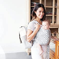 A parenting favorite for its comfort, style, and adaptability, the award-winning MOBY Wrap is made from a soft, breathable, durable, blended textile that evenly distributes the weight of carrying a baby across the back and hips. The versatile...