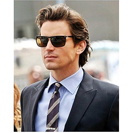 cbc010cc89c76 White Collar (TV Series 2009 - 2014) 8 inch x 10 inch photograph Matt Bomer  in Sunglasses kn at Amazon s Entertainment Collectibles Store