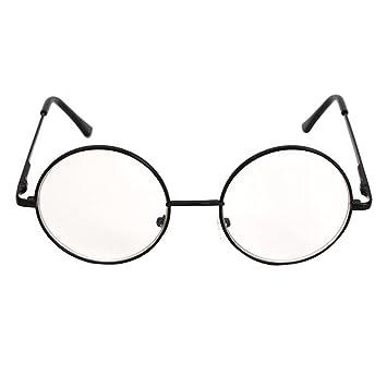 b05a2a8e5b3f1 Lunettes de lecture -TOOGOO(R) Lunettes de lecture aide nerd design retro  lunettes