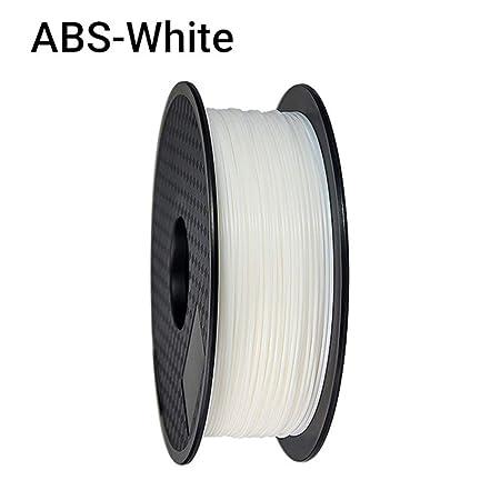 FENGXU ABS Filamento De Impresora 3D, 1,75 Mm 3D De Plástico El ...
