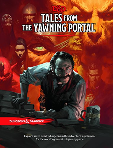 Dungeons & Dragons: Tales from the Yawning Portal (Adventure Guide) DnD 5th Edition Next