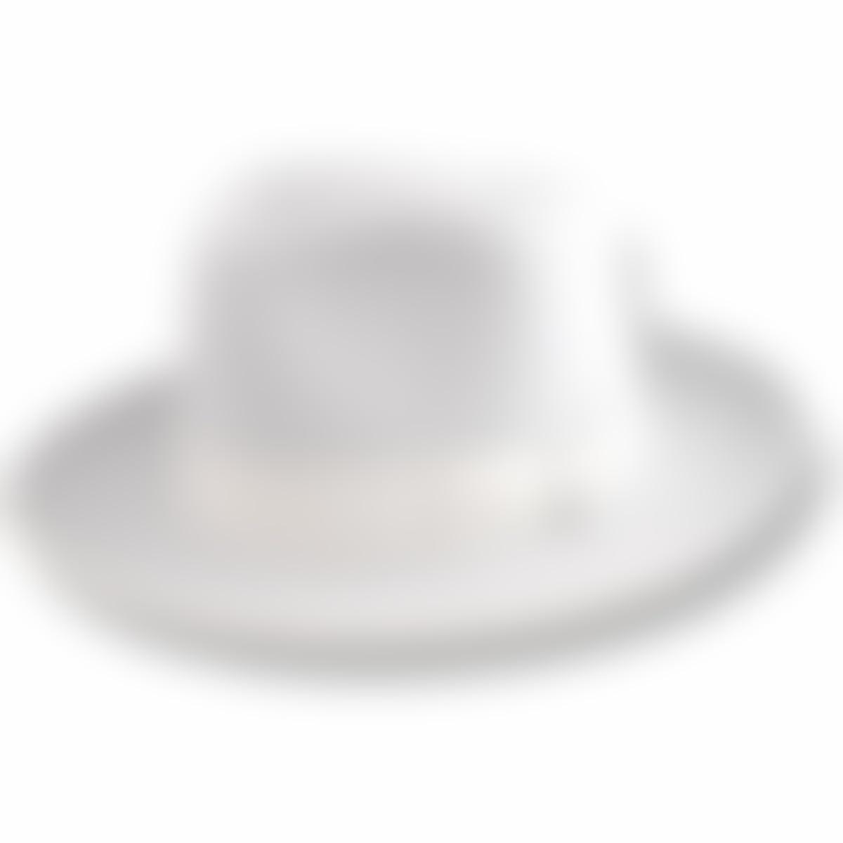 d60b0987929b59 Amazon.com: Fedora Johnny top quality raplica hat Light Grey: Handmade
