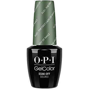 Opi Gel Color 15ml Suzi The First Lady Of Nails Collezione
