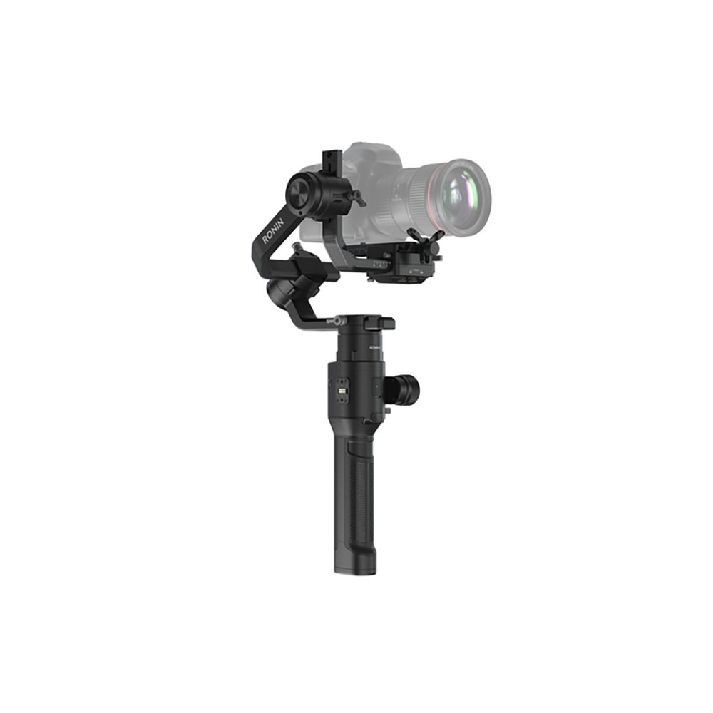 DJI Ronin-S Handheld 3-Axis Gimbal Stabilizer All-in-one Control DSLR Mirrorless Cameras CP.ZM.00000103.02