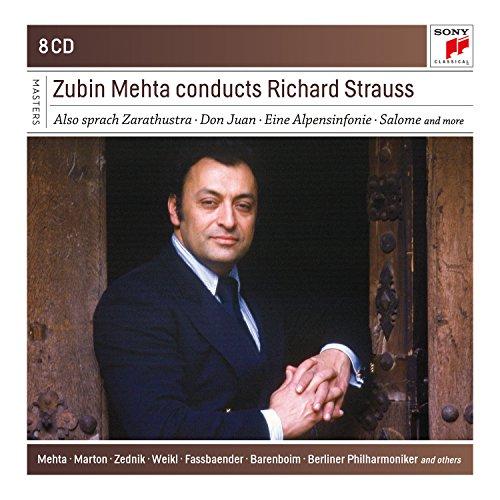 (Zubin Mehta Conducts Richard Strauss)