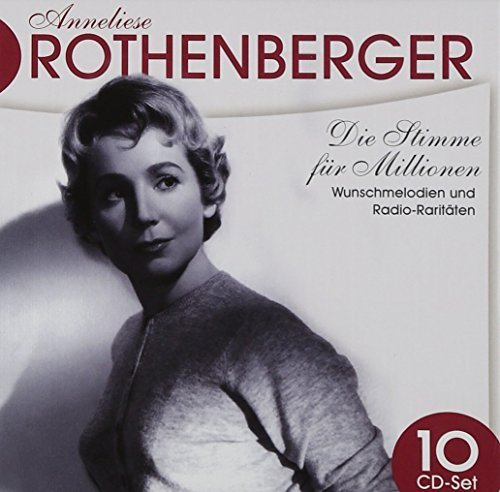 Price comparison product image Anneliese Rothenberger: Die Stimme Fr Millionen by Various Artists