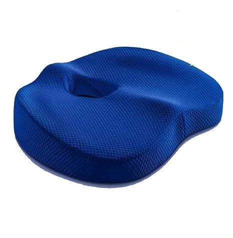 Amazon.com: Cojines Coccyx ortopédicos de masaje de cadera ...