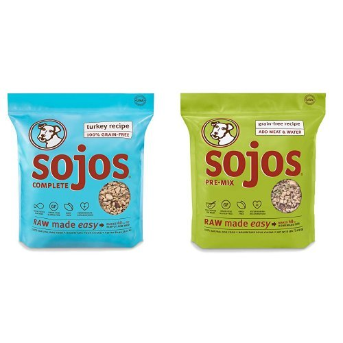 Sojos Freeze Dried Dog Food Reviews