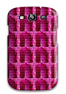 ZippyDoritEduard Fashion Protective Pretty Pink Pattern Case Cover For Galaxy S3