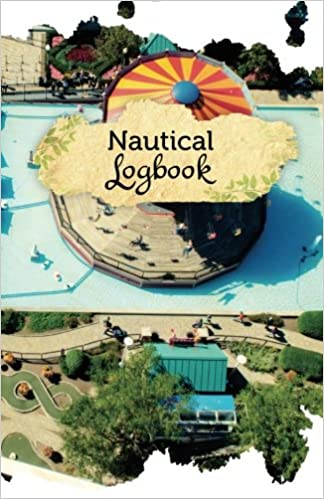 8ae97d28837d Nautical Logbook: 50 Pages, 5.5