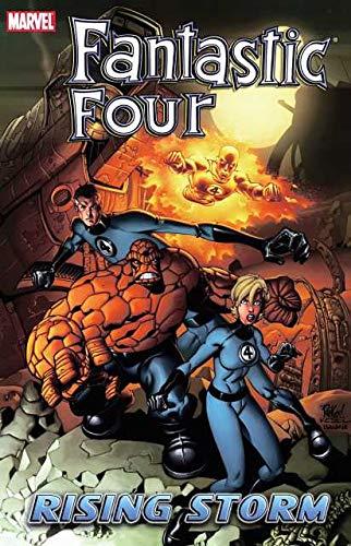 Fantastic Four: Rising Storm Tpb