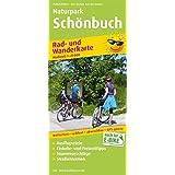 Naturpark Schönbuch: Rad- und Wanderkarte mit Ausflugszielen, Einkehr- & Freizeittipps, Tourenvorschlägen, Straßennamen, wetterfest, reißfest. 1:25000 (Rad- und Wanderkarte/RuWK)