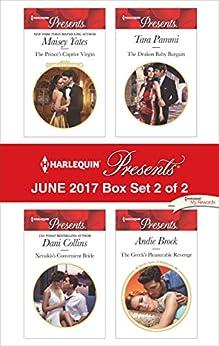 Download for free Harlequin Presents June 2017 - Box Set 2 of 2: The Prince's Captive Virgin\Xenakis's Convenient Bride\The Drakon Baby Bargain\The Greek's Pleasurable Revenge