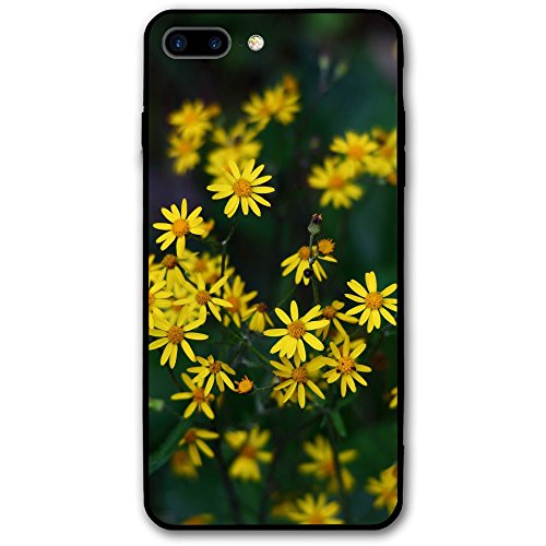 - Yellow Spring Wildflowers Daisy IPhone 8 Plus/Iphone 7 Plus Phone Case,Hard PC Protective Durable Flexible Mobile Phone Shell,Slim 3D Print Back Cover 5.5 Inch For Iphone 7P/8P