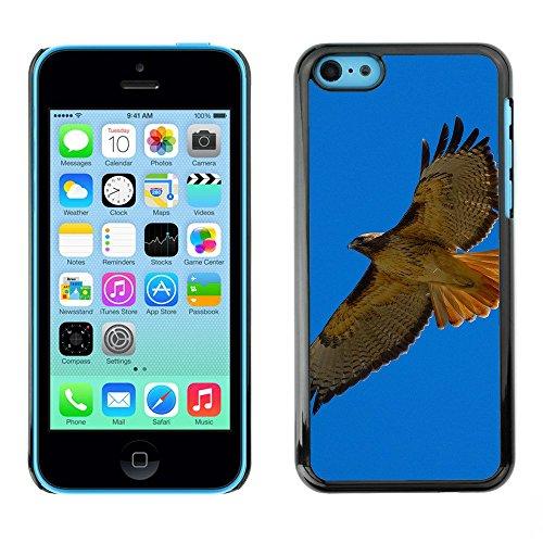 Hülle Case Schutzhülle Cover Premium Case // F00000405 fliegend // Apple iPhone 5C