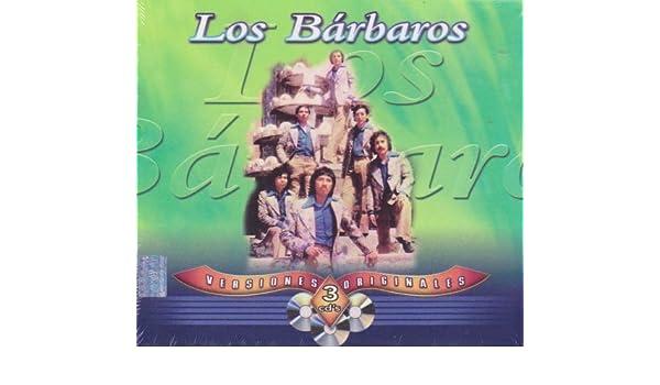 Los Barbaros - Los Barbaros (3CDs Versiones Originales Univision-790447) - Amazon.com Music