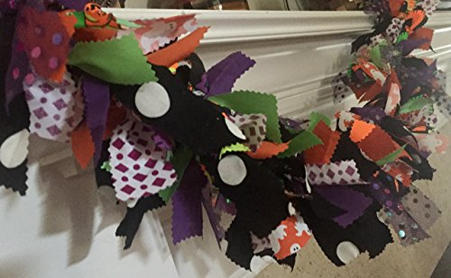 Halloween Fun-ky Fabric