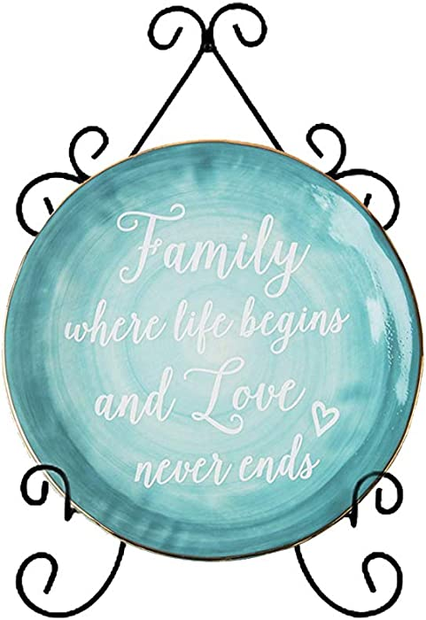 Updated 2021 – Top 10 Wall Decor Plates To Hang