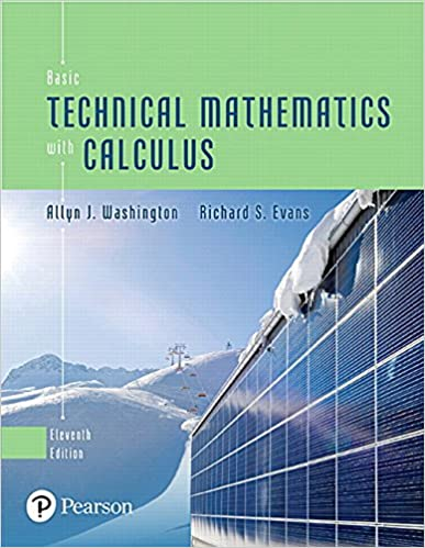 Basic technical mathematics with calculus 11th edition allyn j basic technical mathematics with calculus 11th edition 11th edition fandeluxe Gallery