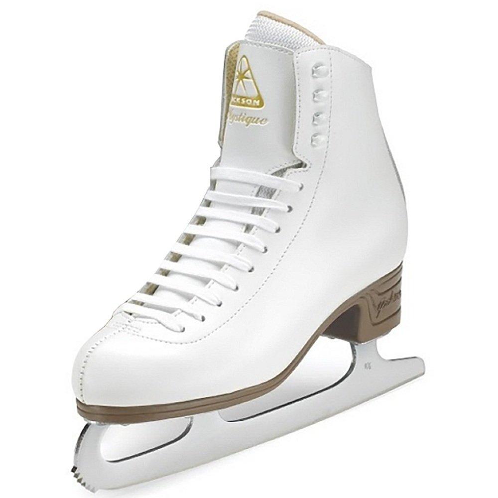 Jackson Ultima Mystique JS1490 White Womens Ice Skates, Size 8 by Jackson Ultima
