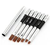 Bolayu Makeup Brush Tool Powder Foundation Eyeshadow Eyeliner - Best Reviews Guide