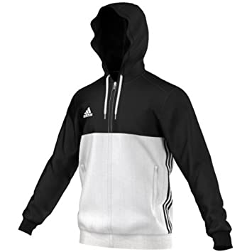 5f637ca1020f adidas T16 Men s Hooded Top Hoodie Multi-Coloured  Amazon.co.uk ...