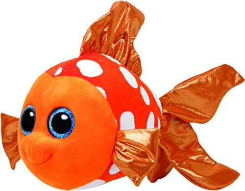 Ty Beanie Boos - SAMI the Fish (LARGE Size - 17 inch)