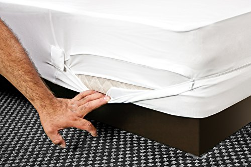 The Original Sleep Defense System Premium Zippered Bed